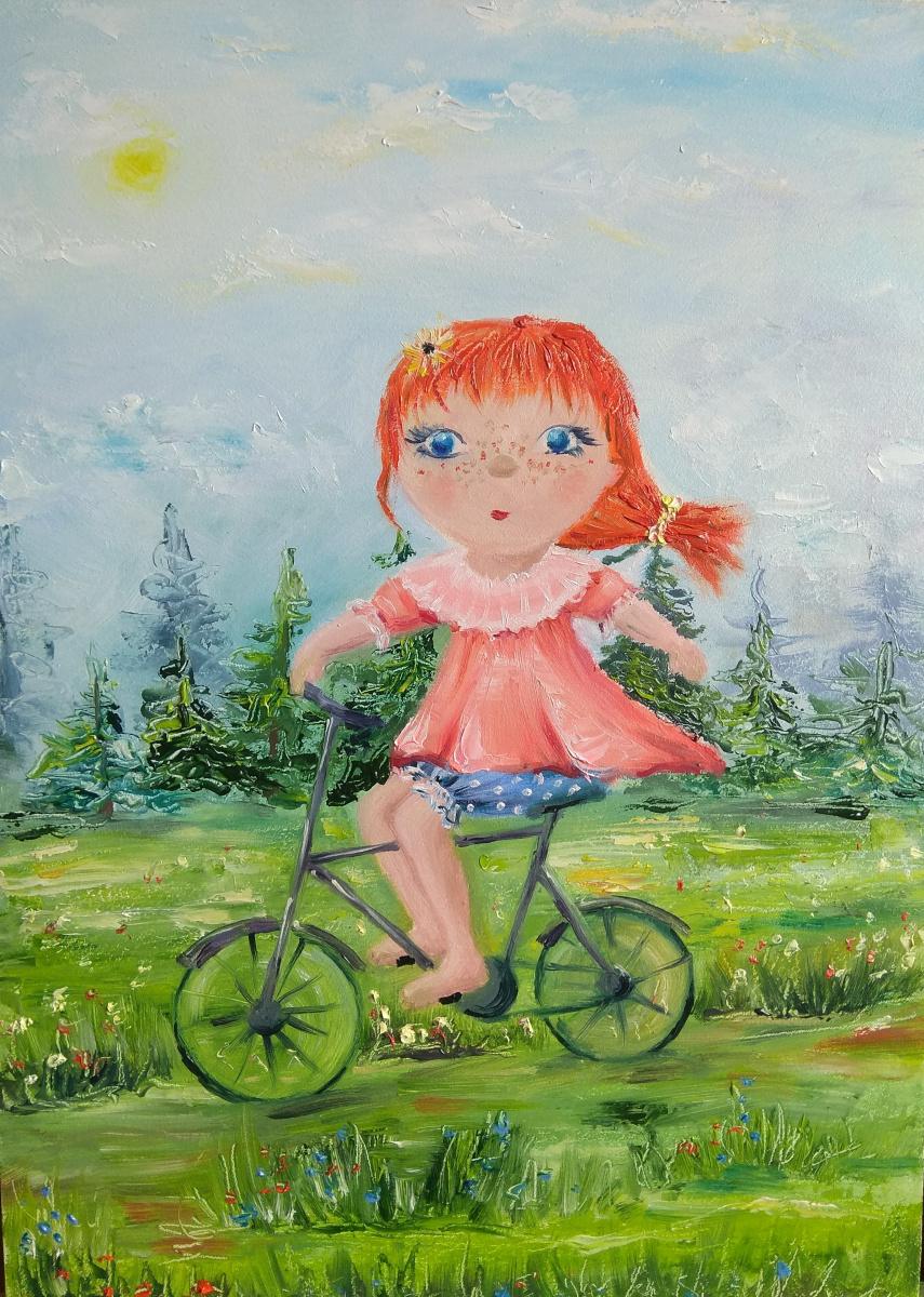 Надежда Анатольевна Полеха. Весна