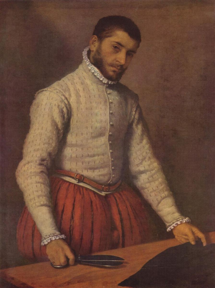 Джованни Баттиста Морони. Портной