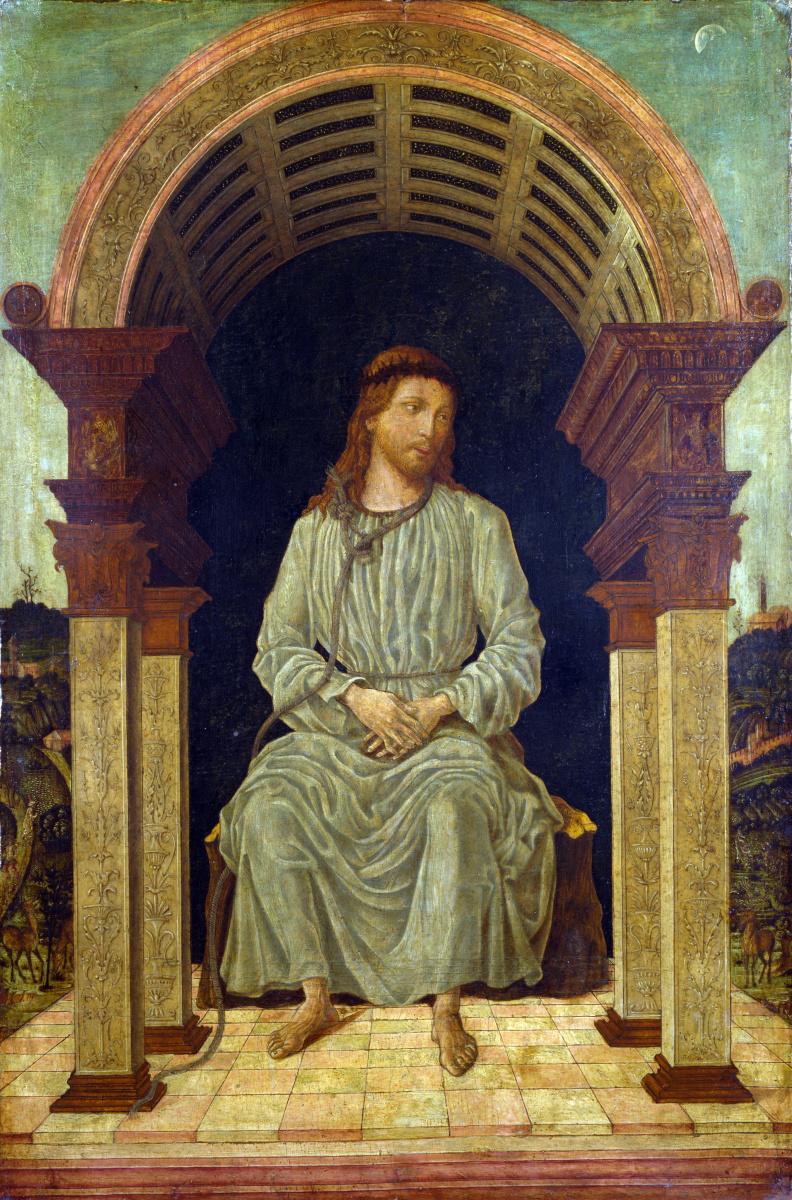 Антонио Сиконара. Мистическая фигура Христа