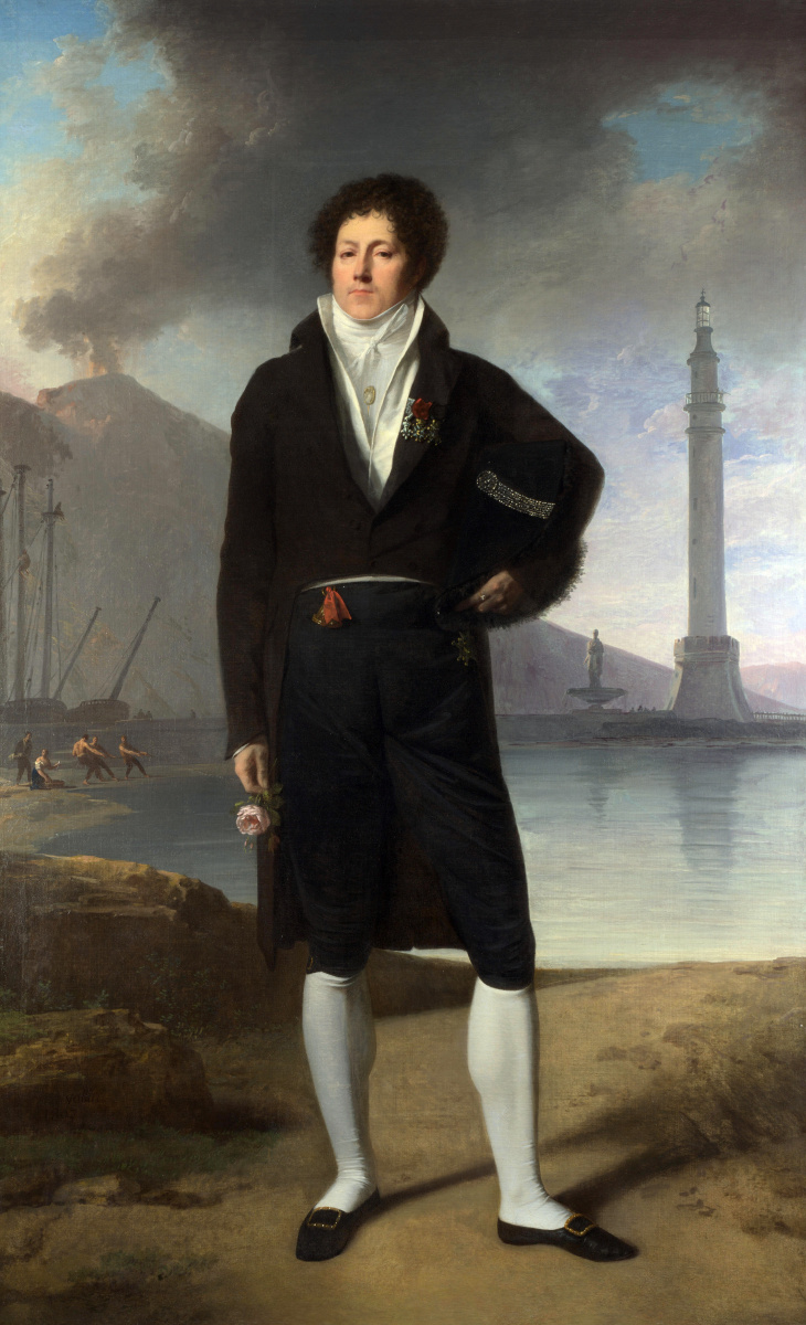 Жак-Антуан Валлен. Доктор