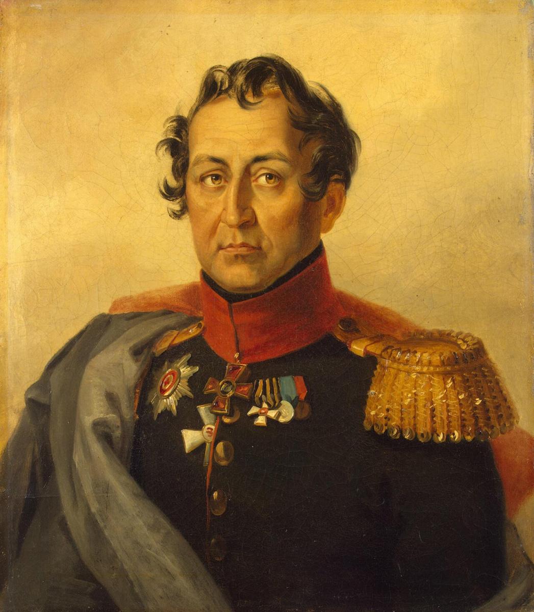 Джордж Доу. Портрет Александра Ивановича Талызина