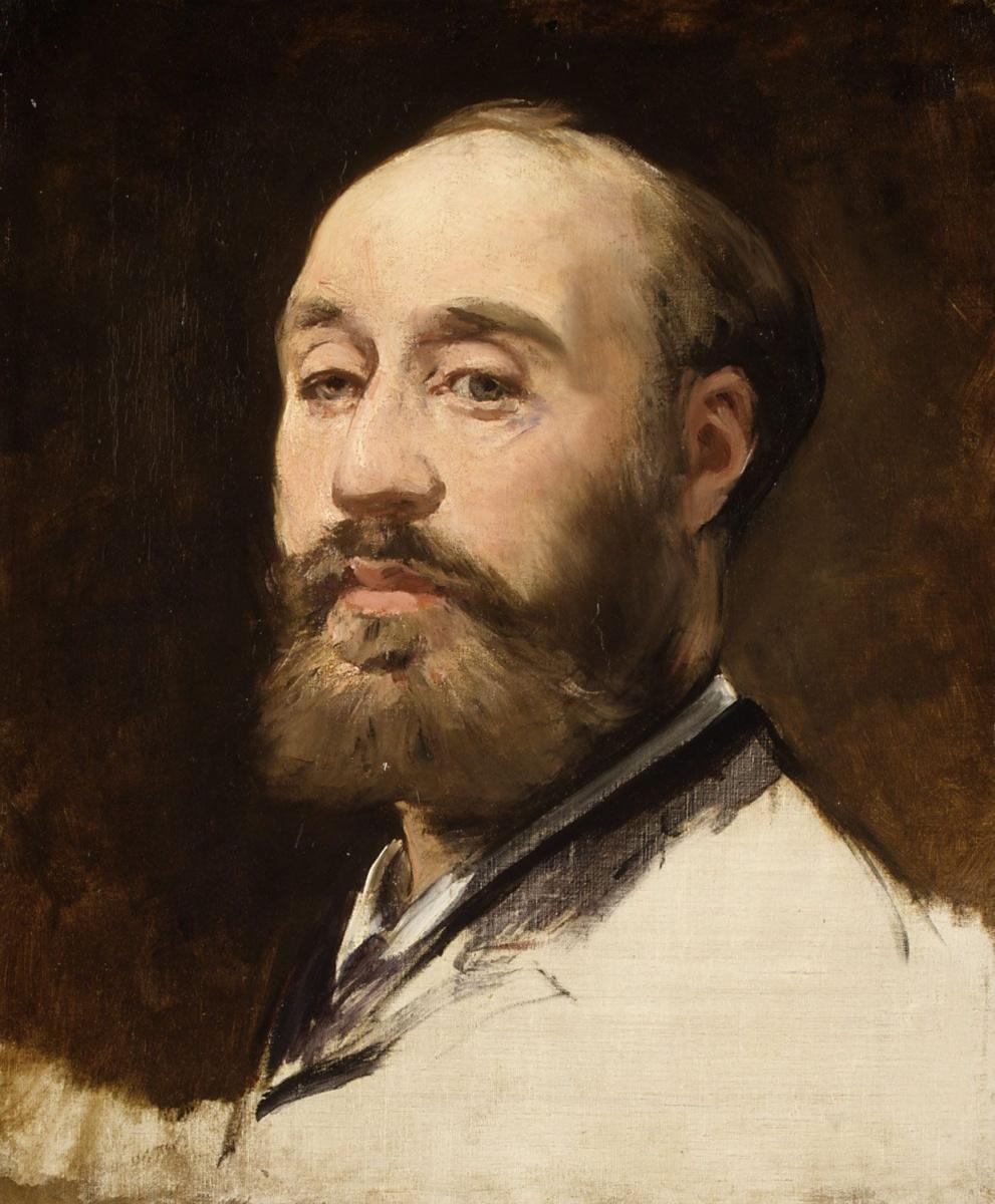 Edouard Manet. Jean-Baptiste Faure