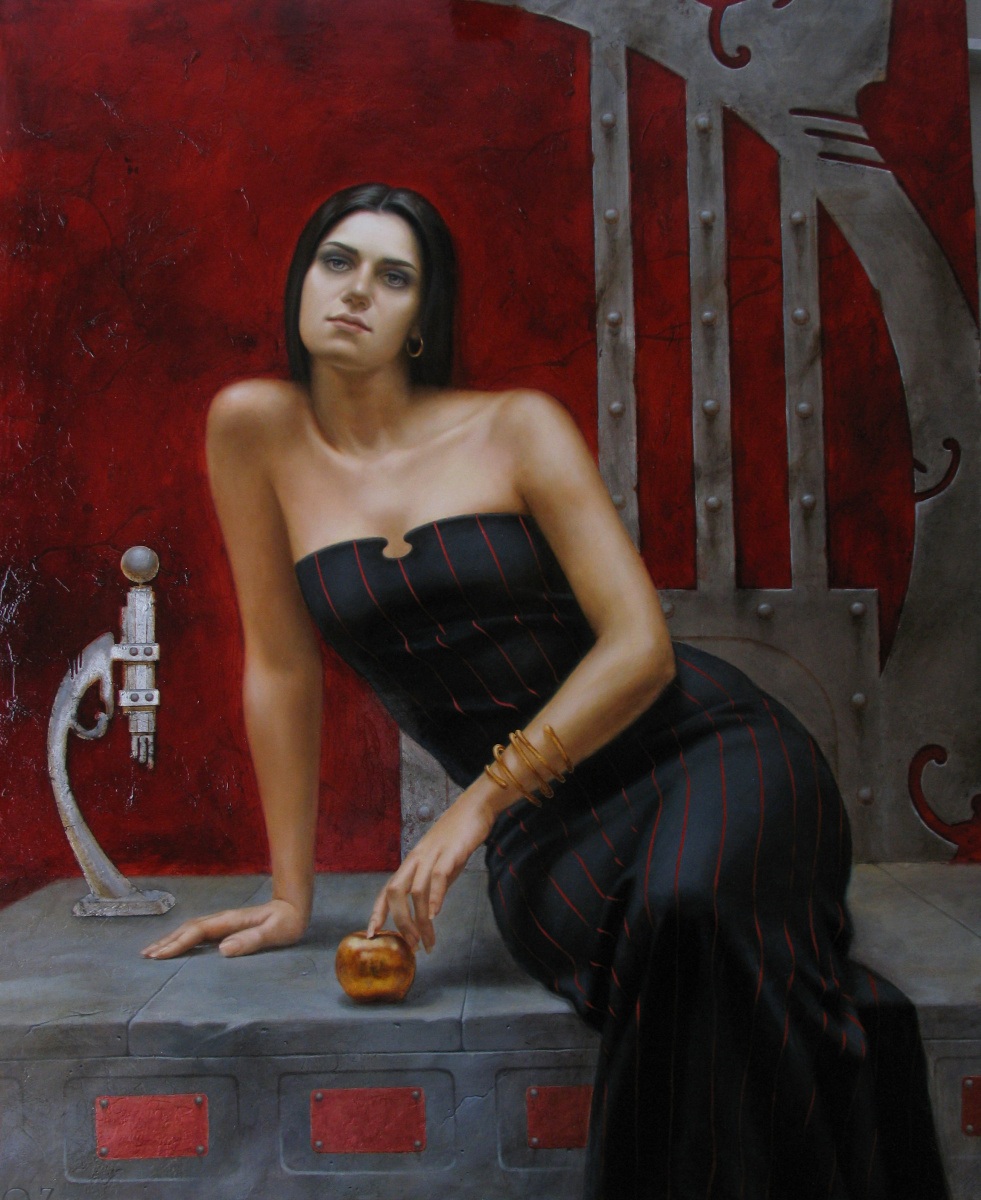 Olga Zaitseva. Mood blues