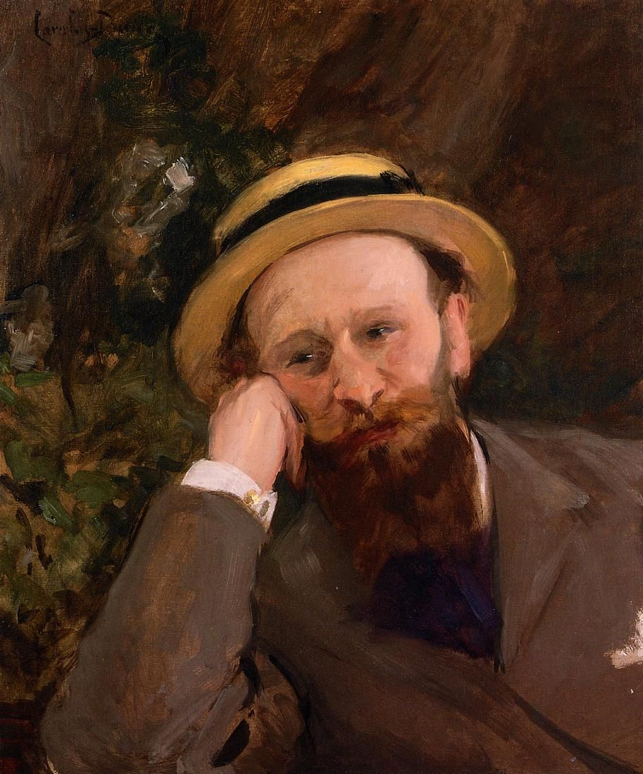 a biography of edouard manet É douard manet was born in paris, france, on january 23, 1832, to auguste É douard manet and eug é nie d é sir é e manet manet's mother was an artistic woman who made sure that É douard and his two brothers took piano lessons.