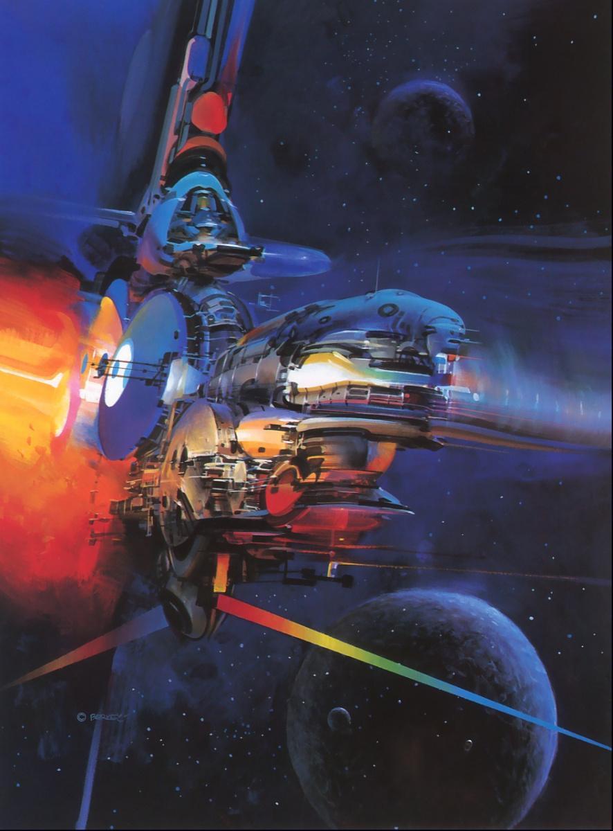 Джон Берки. Звездные войны 7