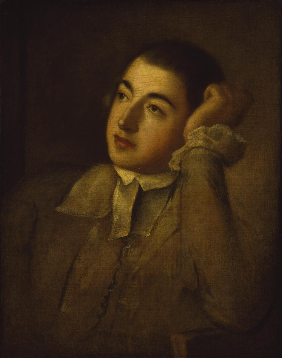 Thomas Gainsborough. Abel Moysey