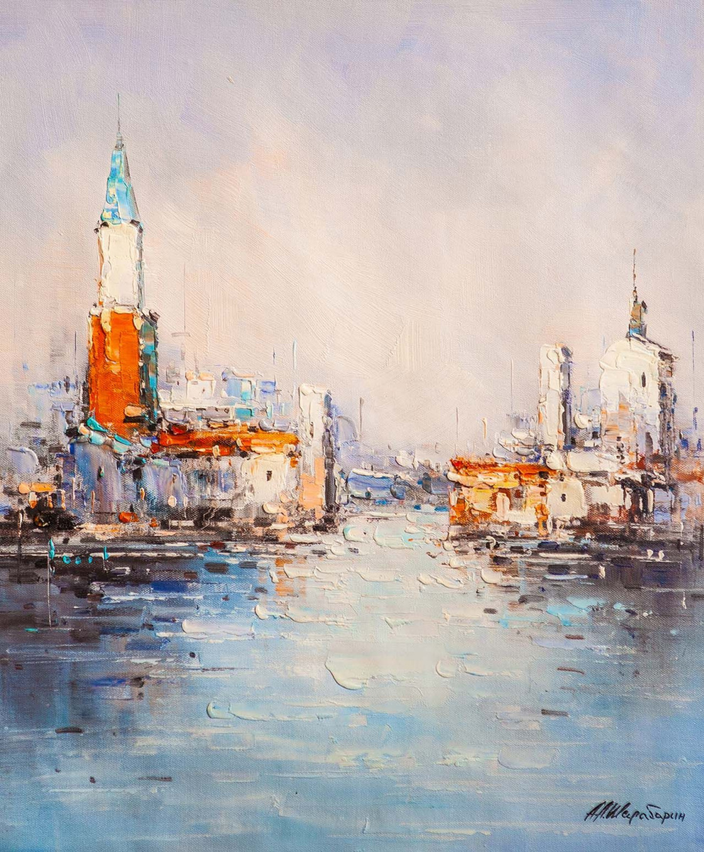 Andrey Sharabarin. Venetian sketches N2