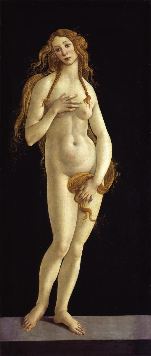 Сандро Боттичелли. Венера