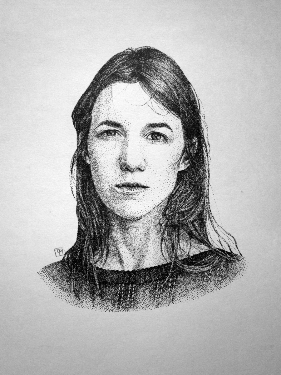 Maria Alexandrovna Chernova. Charlotte Gainsbourg
