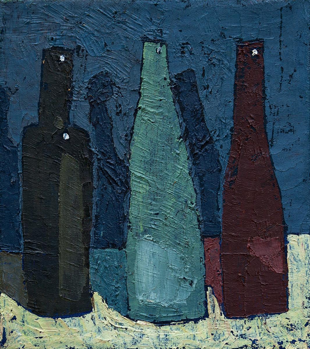 Nikolay Konstantinovich Androsov. Bottles