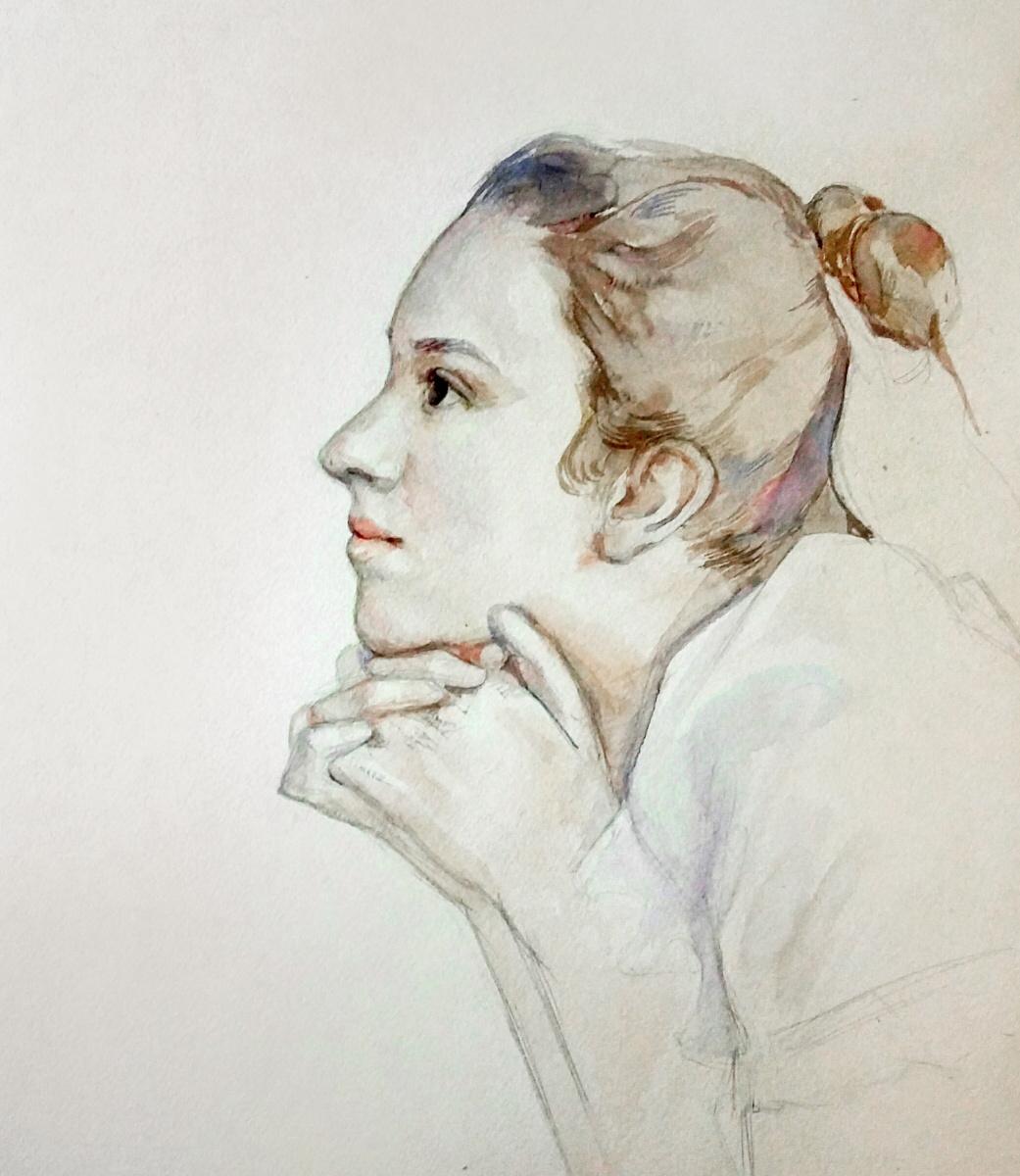 Валкрия Александровна Устюжанина. Masha bow