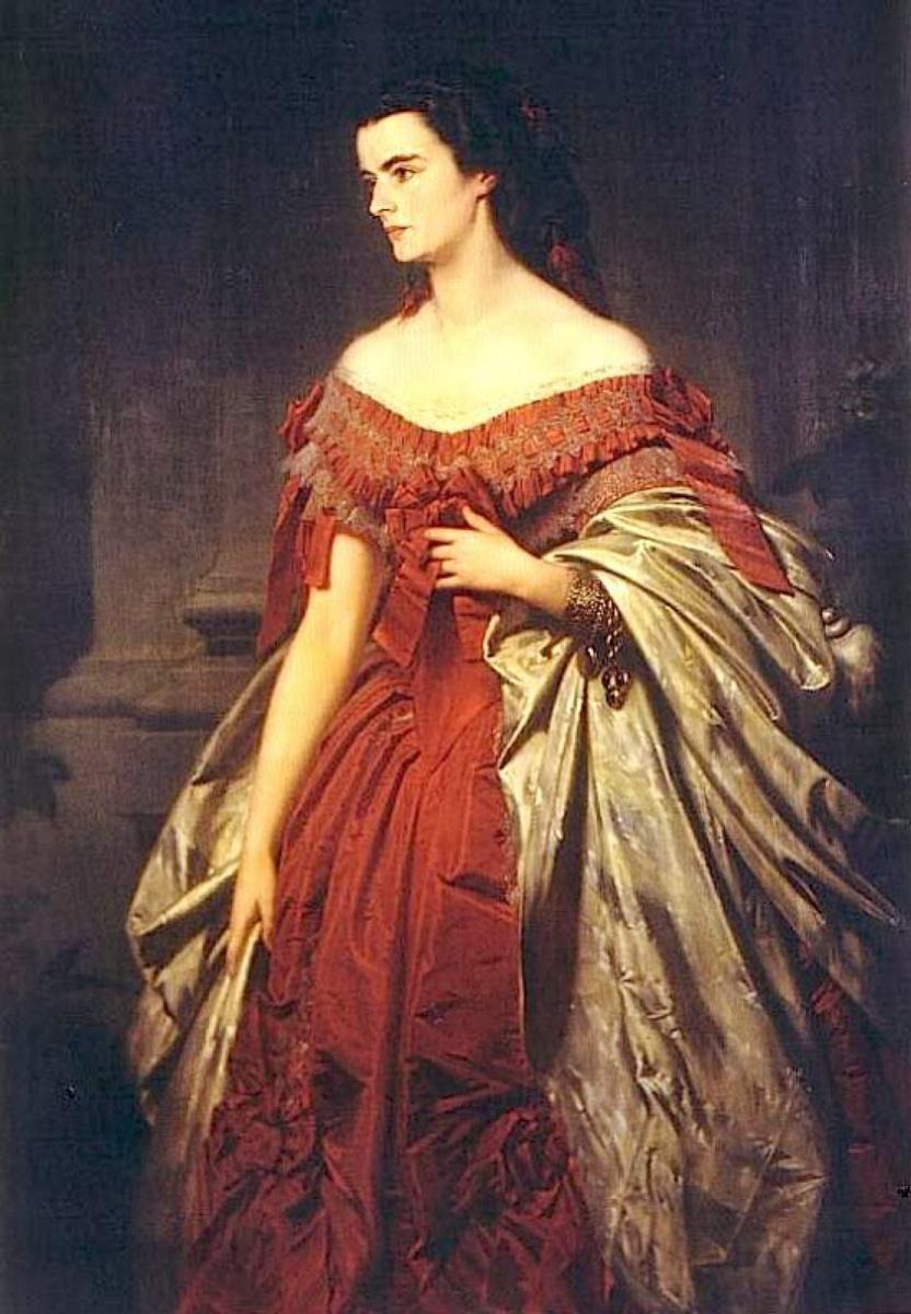 Erich Corrence. Duchess Elena of Bavaria