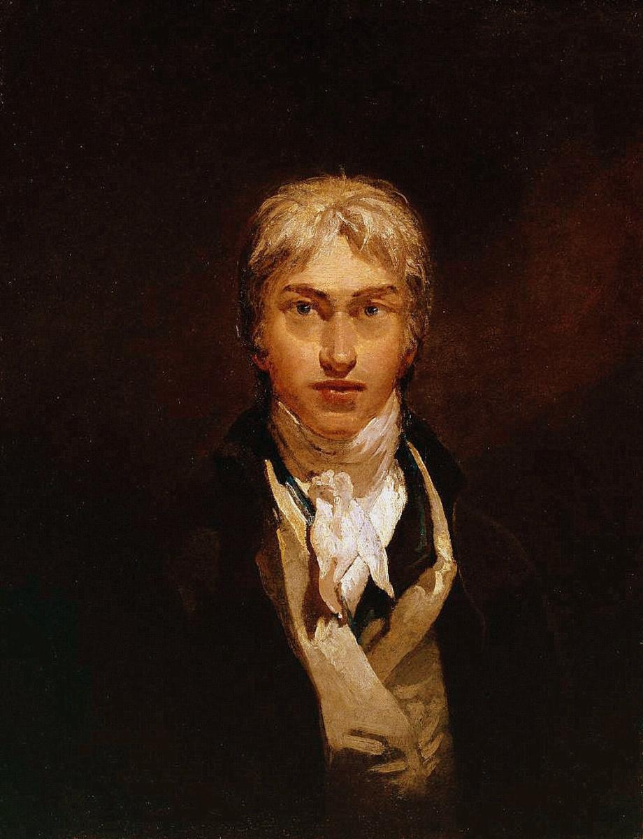 Joseph Mallord William Turner. Self-portrait