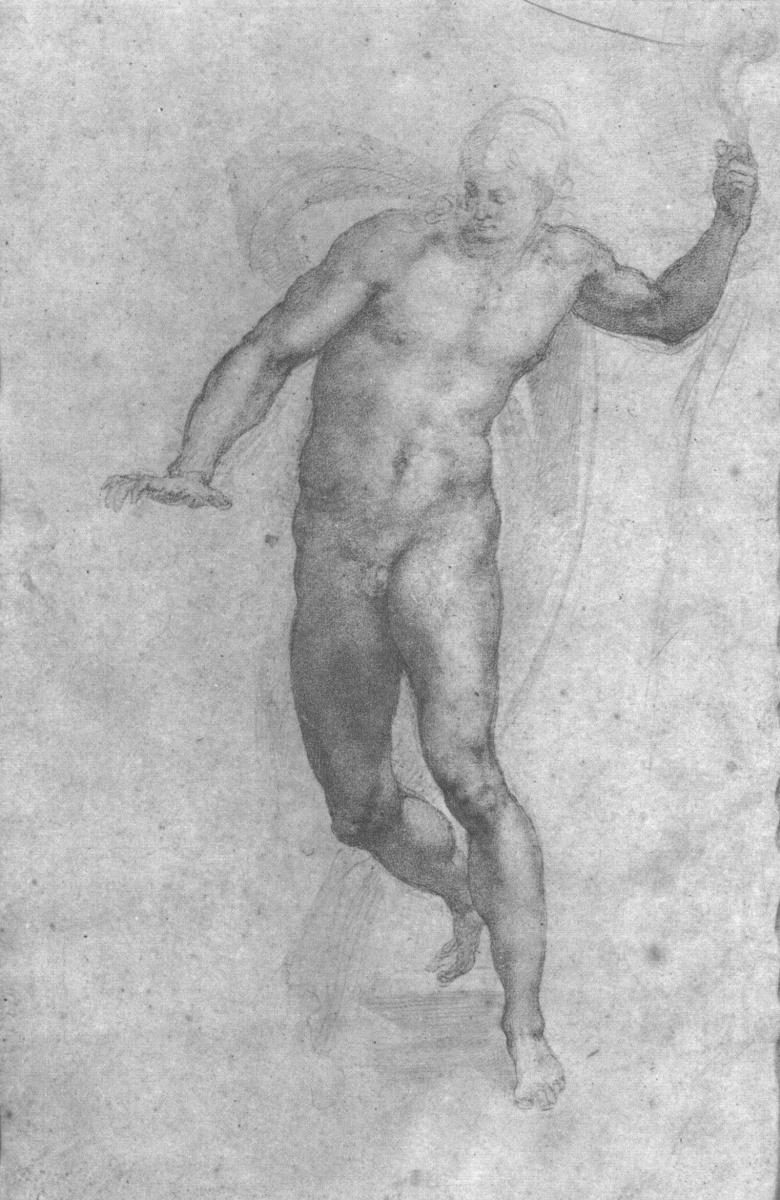 Микеланджело Буонарроти. Сюжет 15