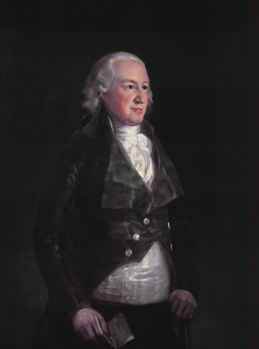 Франсиско Гойя. Портрет герцога де Осуна