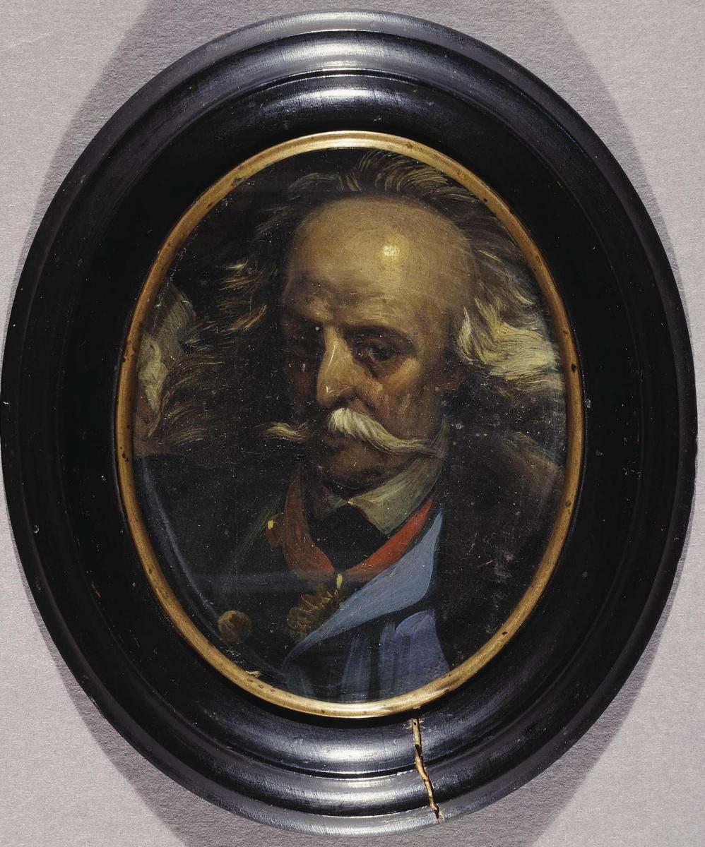 Jan Matejko. Portrait of Frantisek Pototsky
