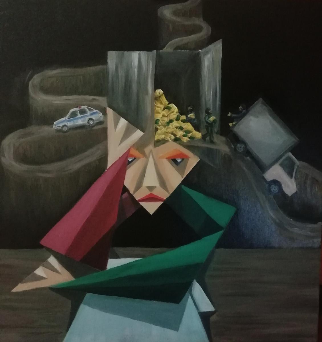 Nika Olegovna Kurdyukova. Creative crisis