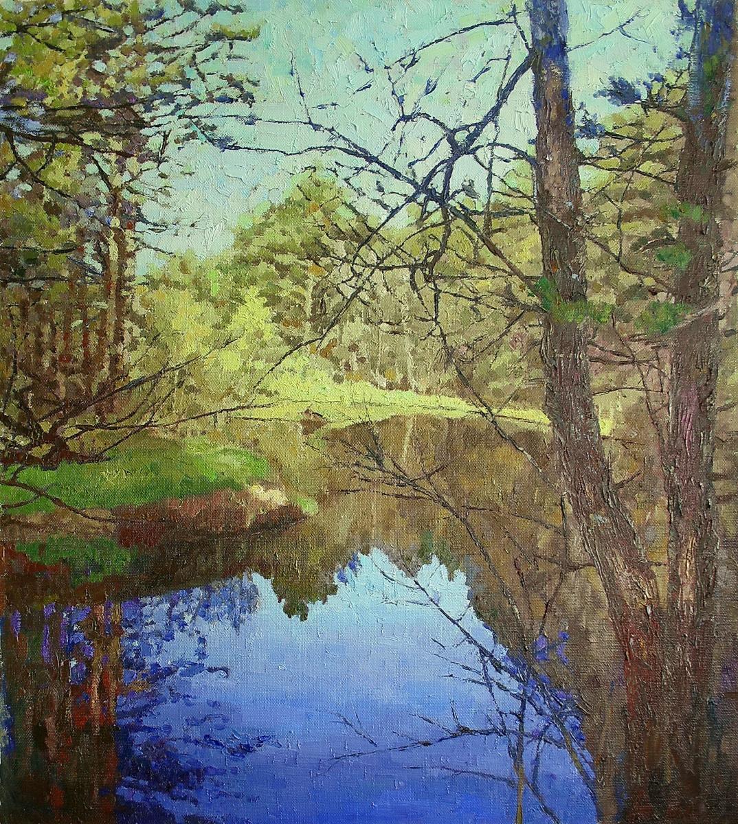 Michael Mine. Goose river