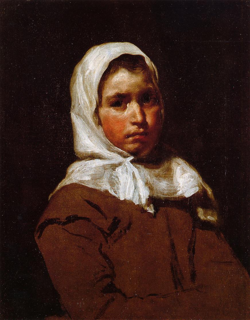 Диего Веласкес. Портрет галисийки