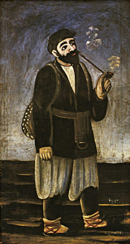 Нико Пиросмани (Пиросманашвили). Муша Сосо