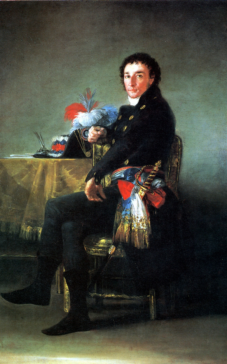 Франсиско Гойя. Фердинанд Гиймарде — французский посол в Испании
