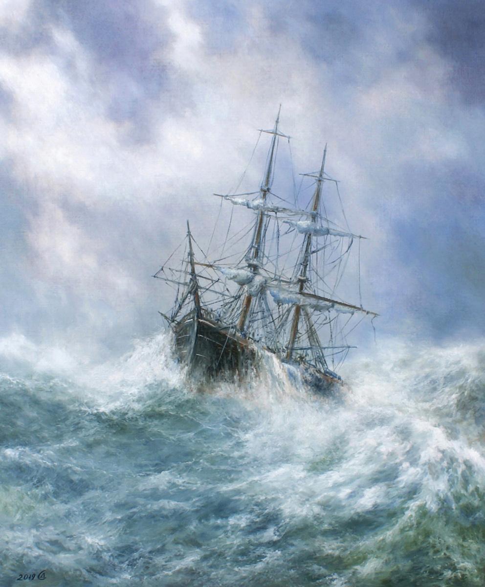 Сергей Владимирович Дорофеев. Sea elements