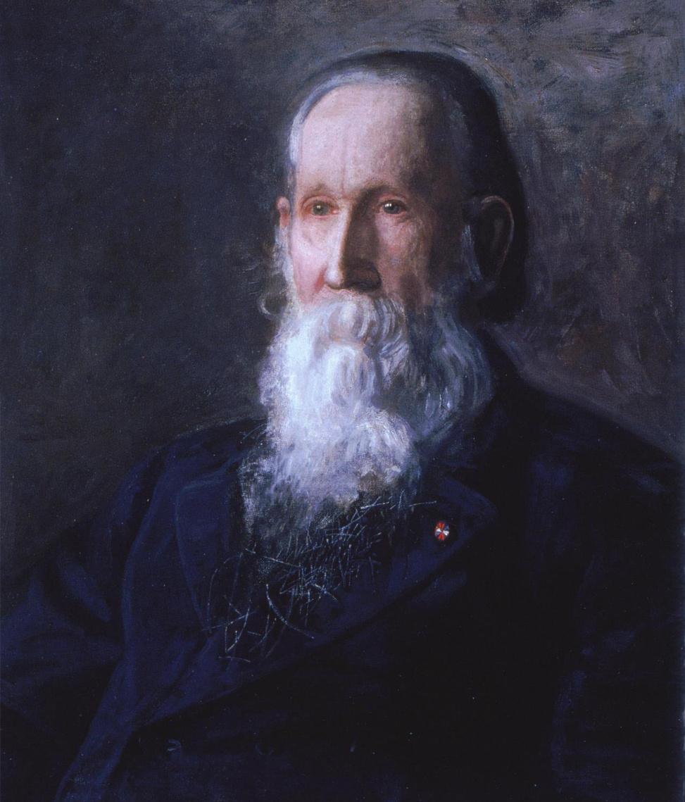 Thomas Eakins. Portrait Of Gilbert Lafayette Parker