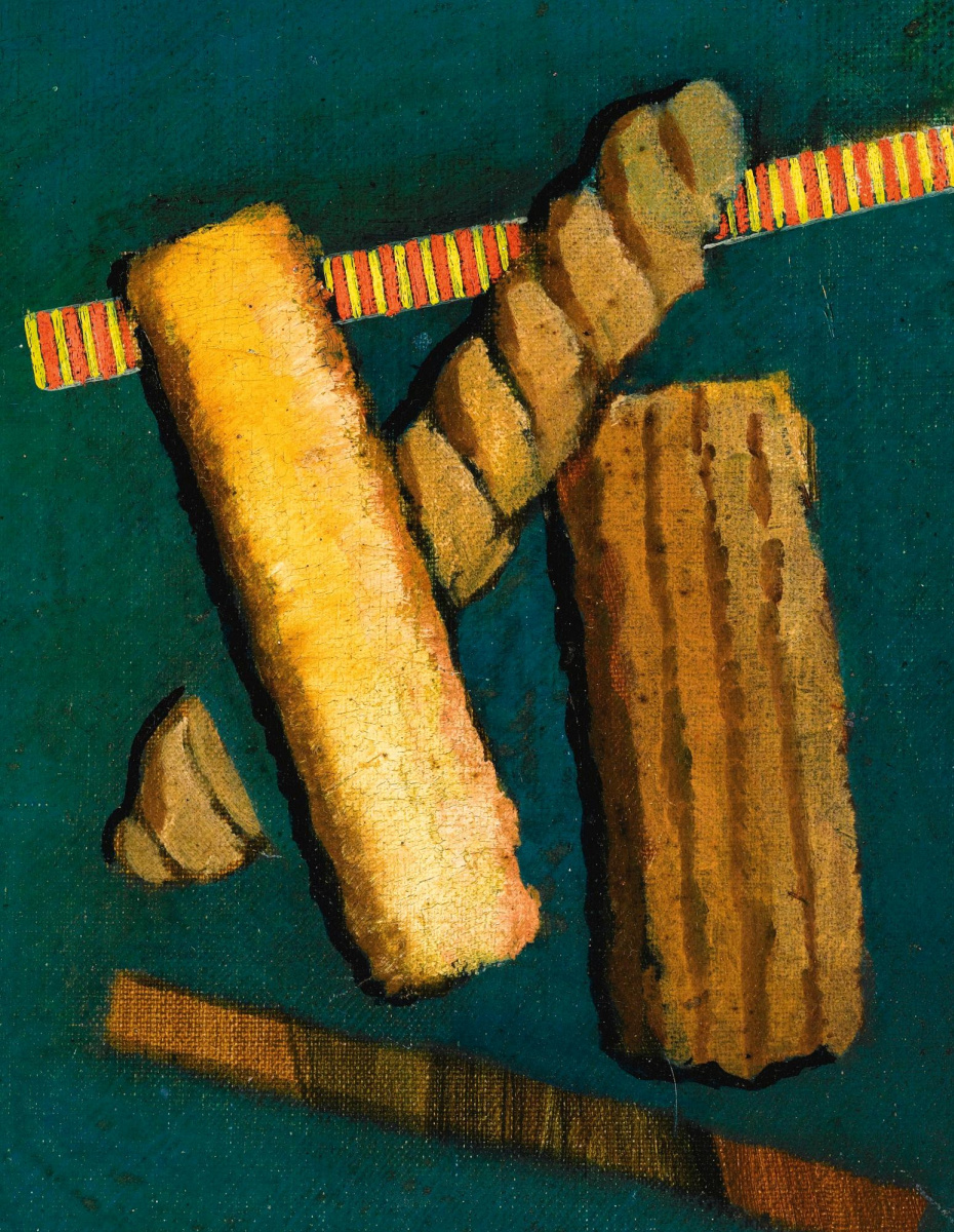 Джорджо де Кирико. Натюрморт с печеньем