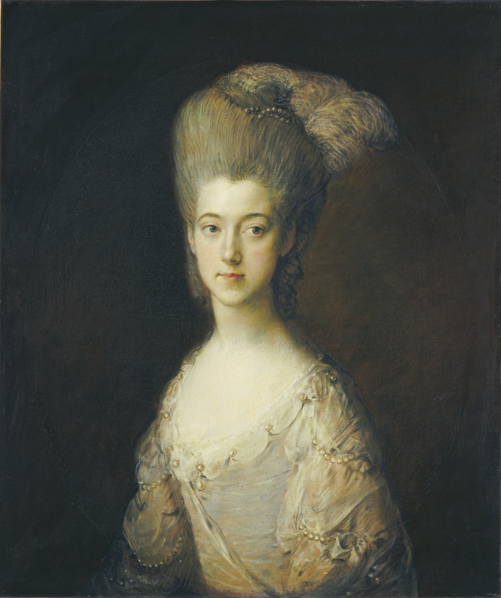 Thomas Gainsborough. Mrs. Paul Cobb Methuen