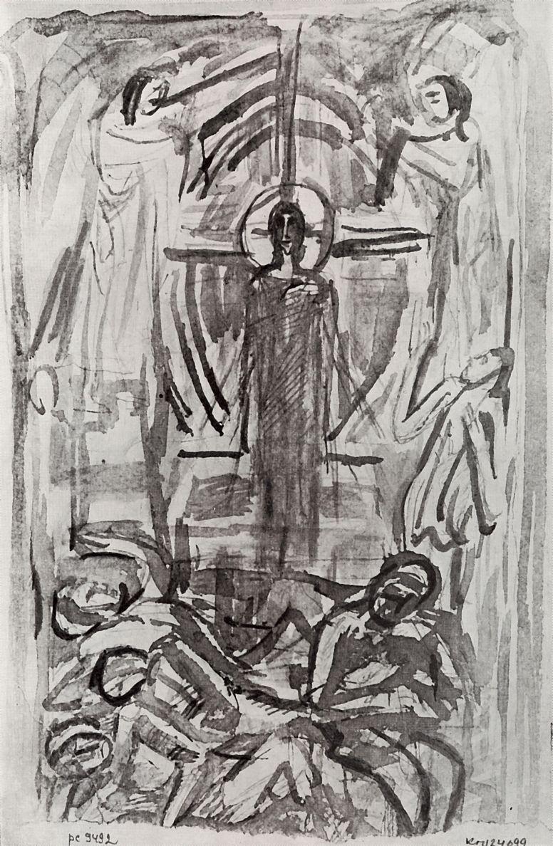 Петр Игнатьевич Бромирский. Воскресение Христово