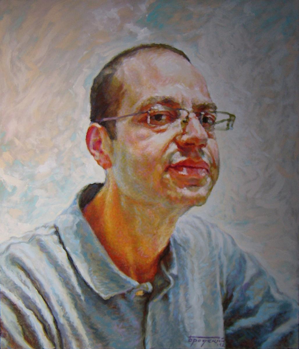 David Shikovich Brodsky. Semeni