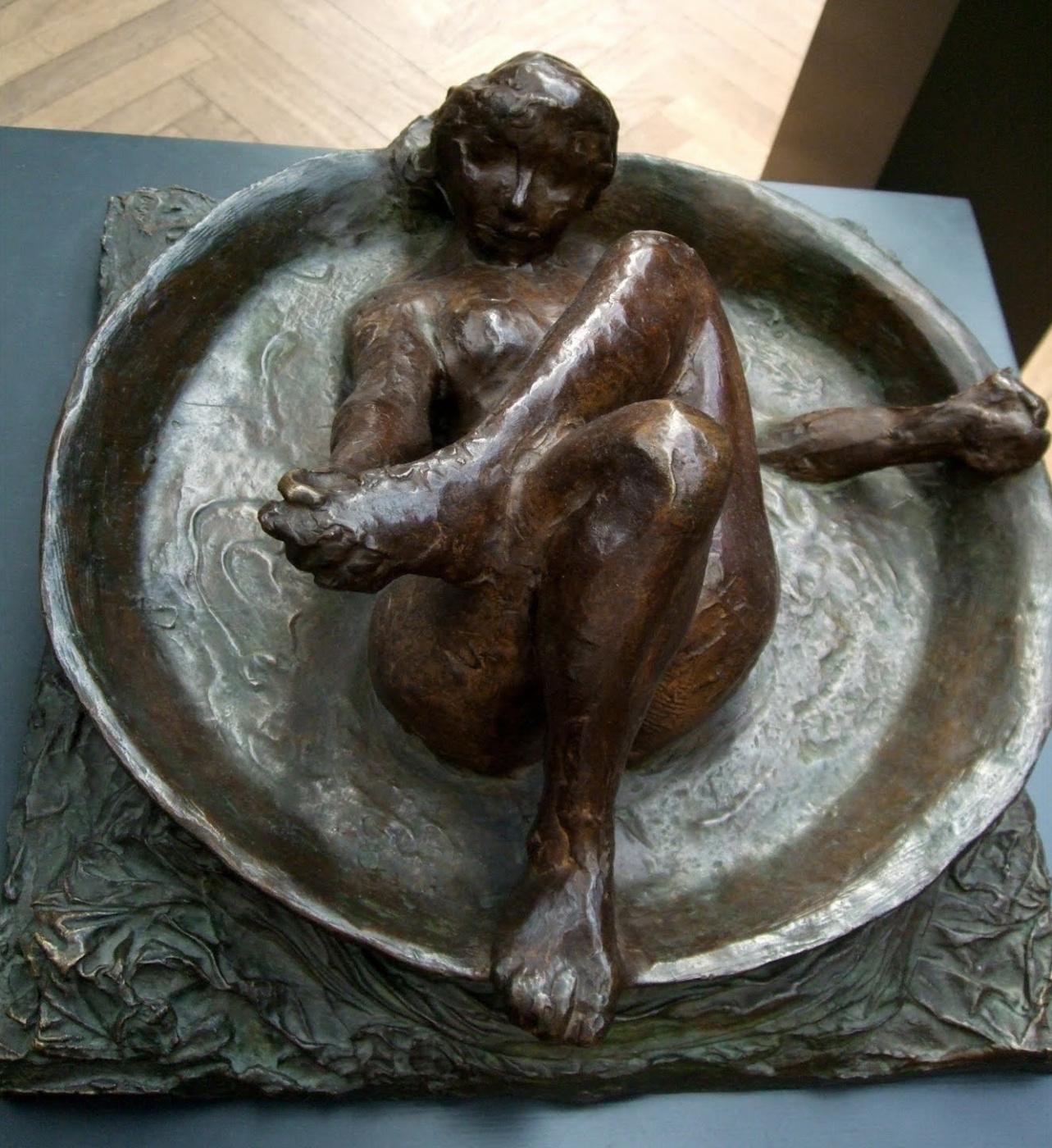 Скульптуры Эдгара Дега: тело движется, господа!