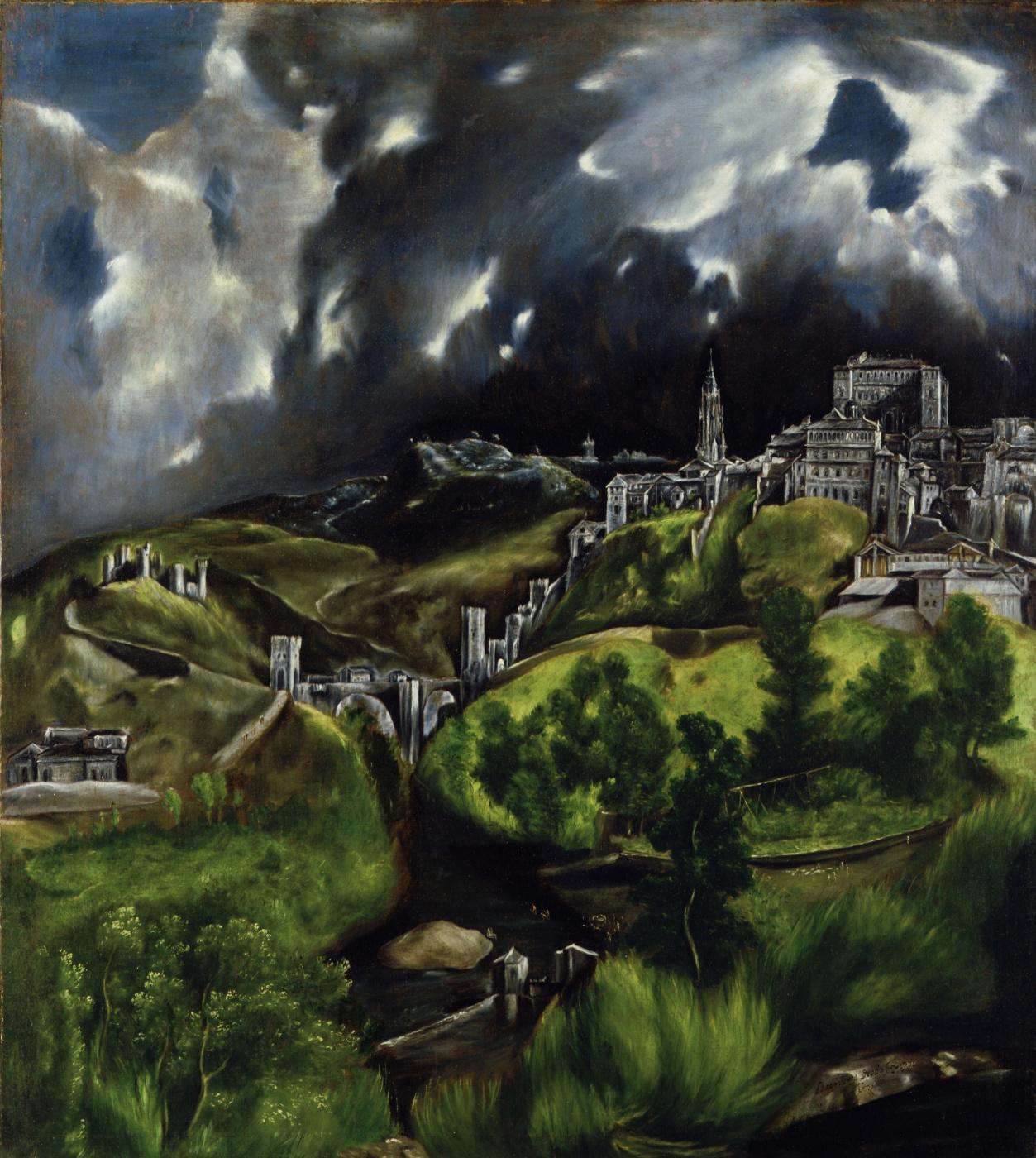 Две в одном: Нью-Йорк отмечает 400-летие со дня смерти Эль Греко двумя синхронными выставками
