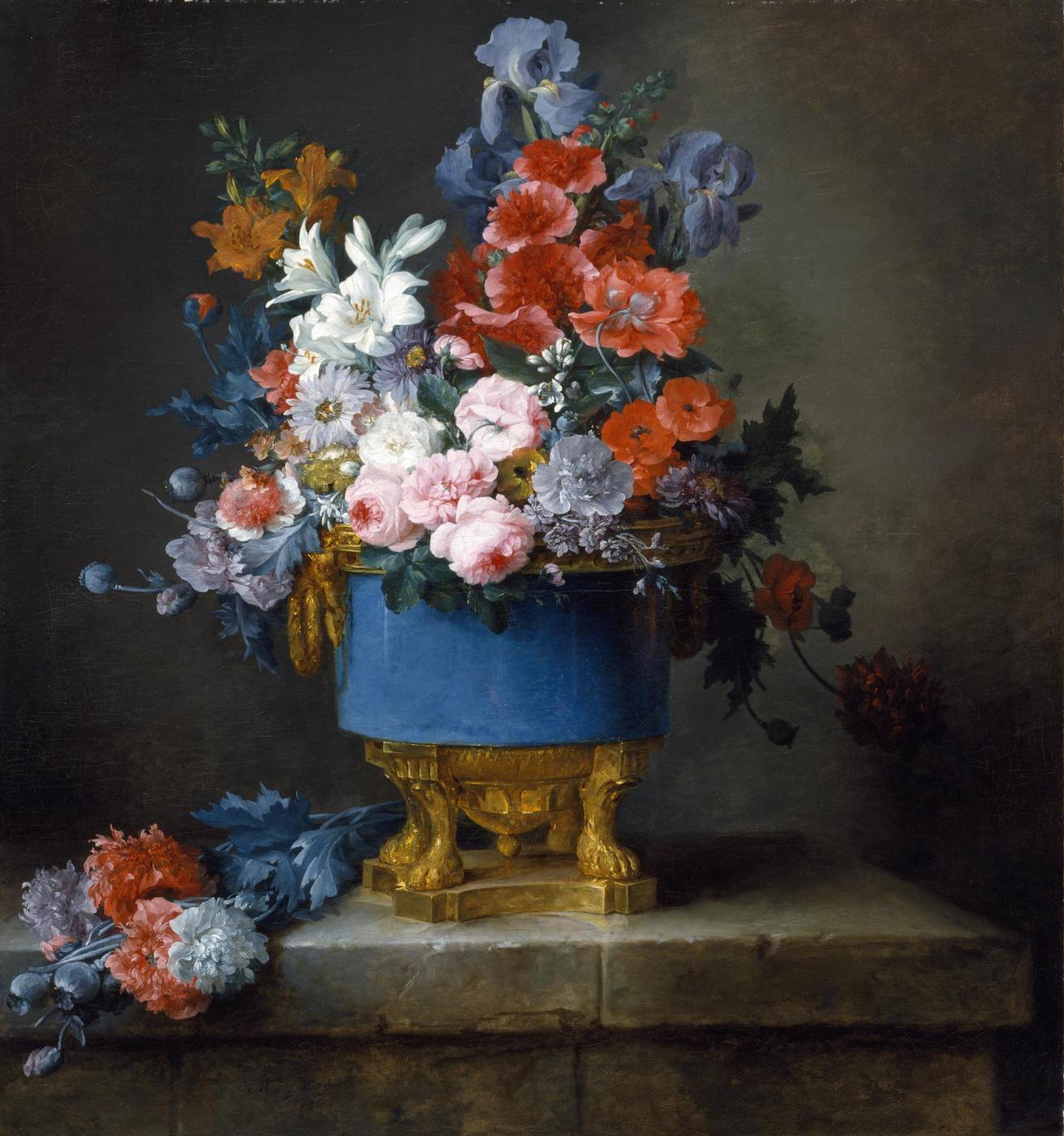 Американские гастроли французских букетов: выставка цветочных натюрмортов побывает в трех городах