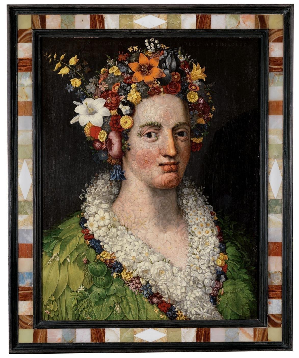 Съедобные и благоухающие: картин Арчимбольдо в Вене стало больше - «Флоры» в гостях