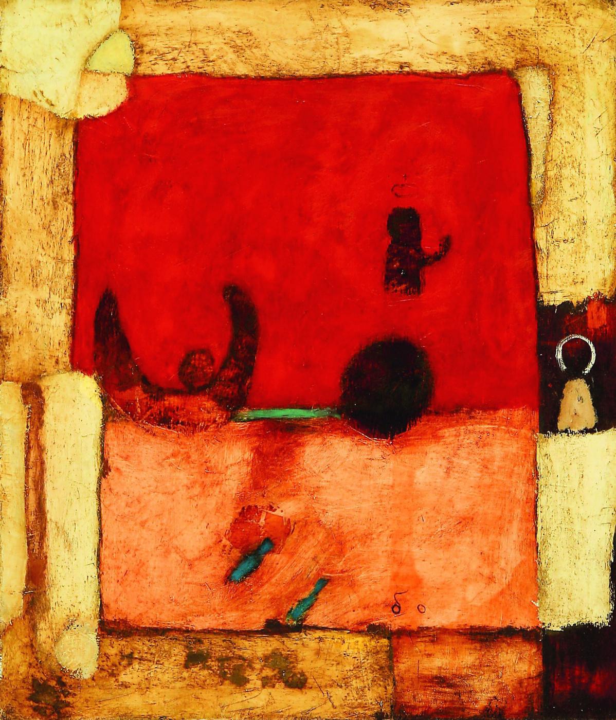 Бесконечное приближение. Выставка незаконченных картин Вадима Бо в Петербурге развеет предубеждения
