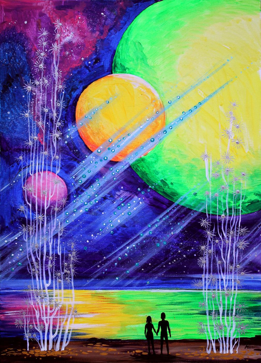 Tatyana Nikolaevna Kryuchkovskaya. Children of the universe