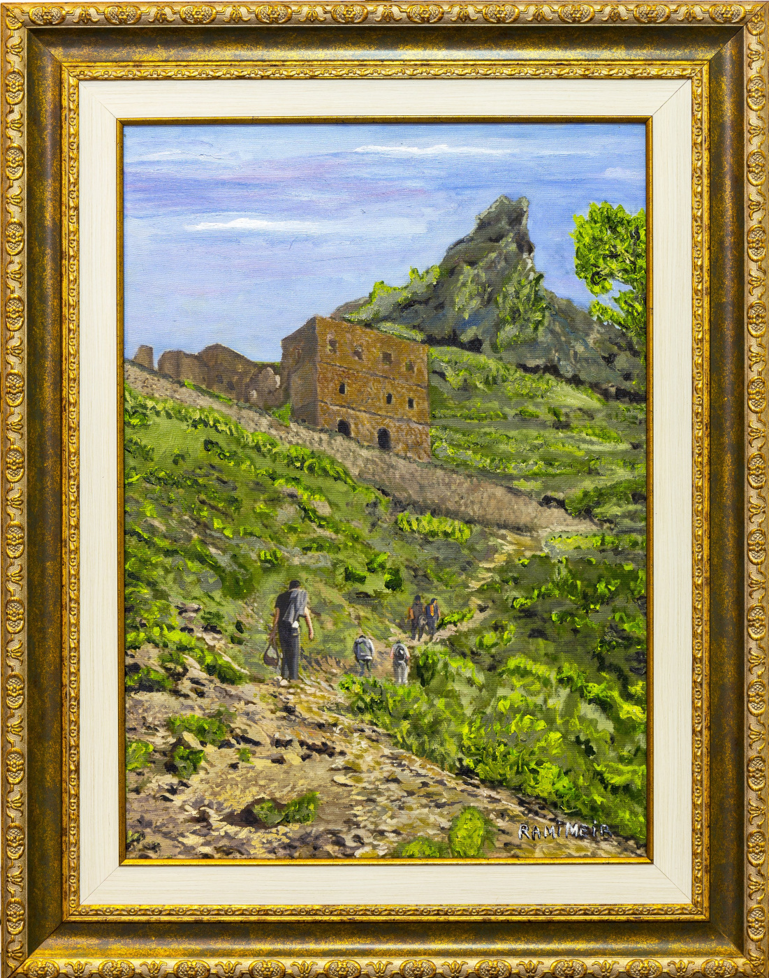 Rami Meir. North Caucasus