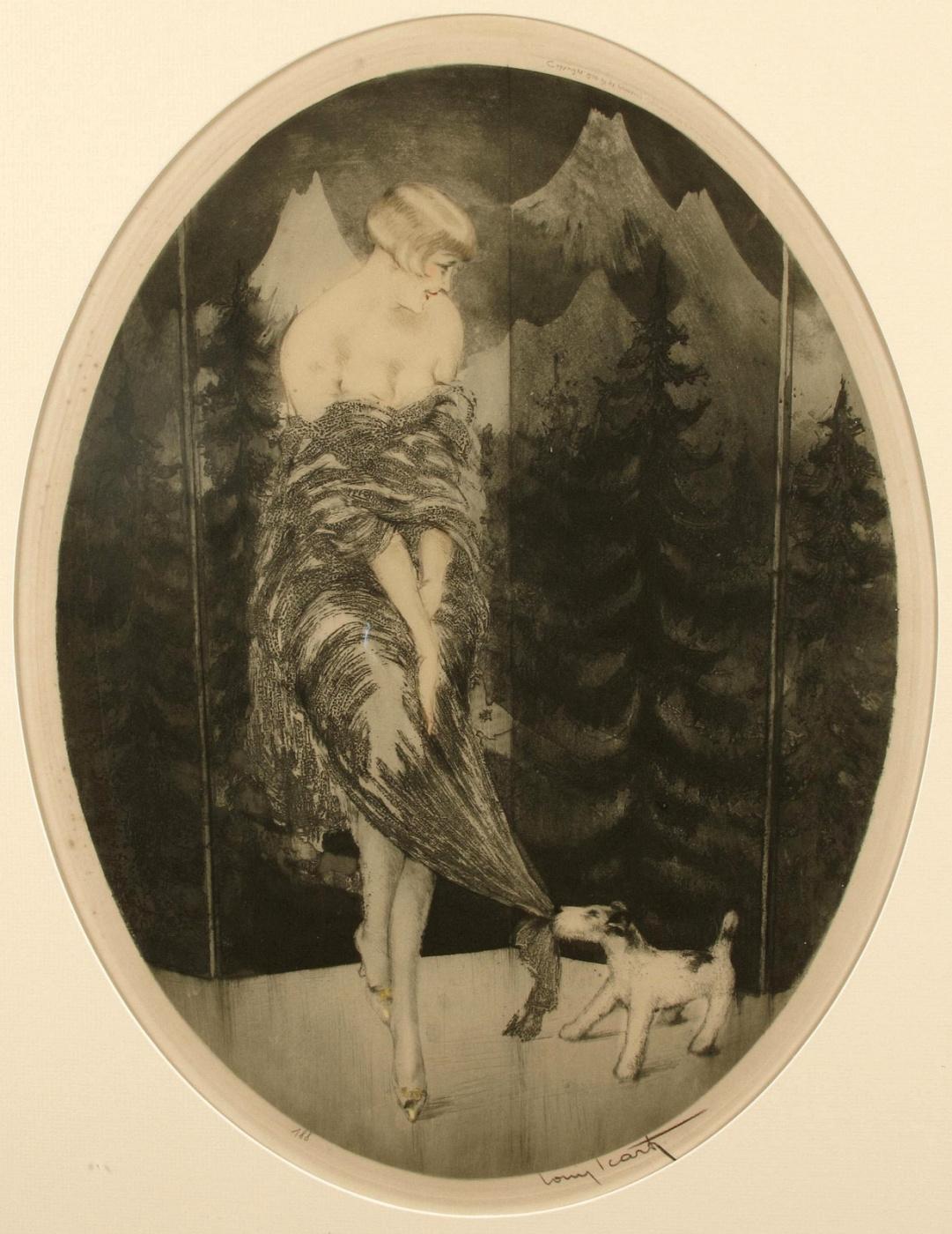 Икар Луи Франция 1888 - 1950. Наглость. 1926