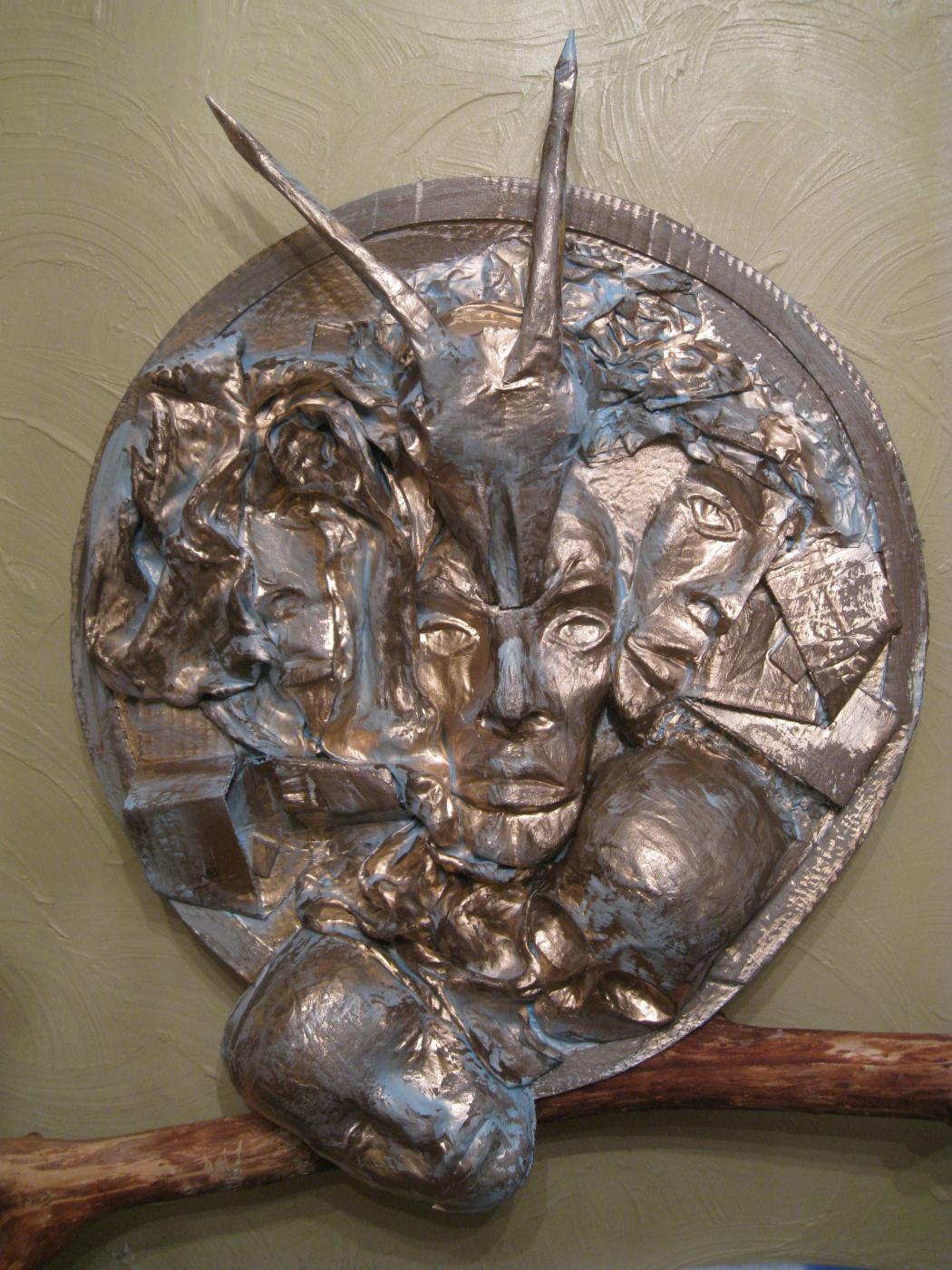 Andrey Trifonov. ,,Bridges shaman,