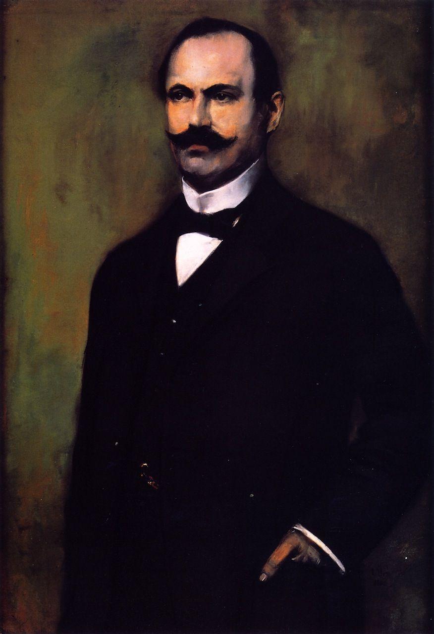 Lesser Ury. Eugen Schiffer
