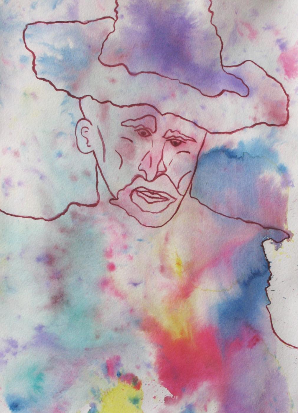 Anna Viktorovna Zakharova. Van Gogh