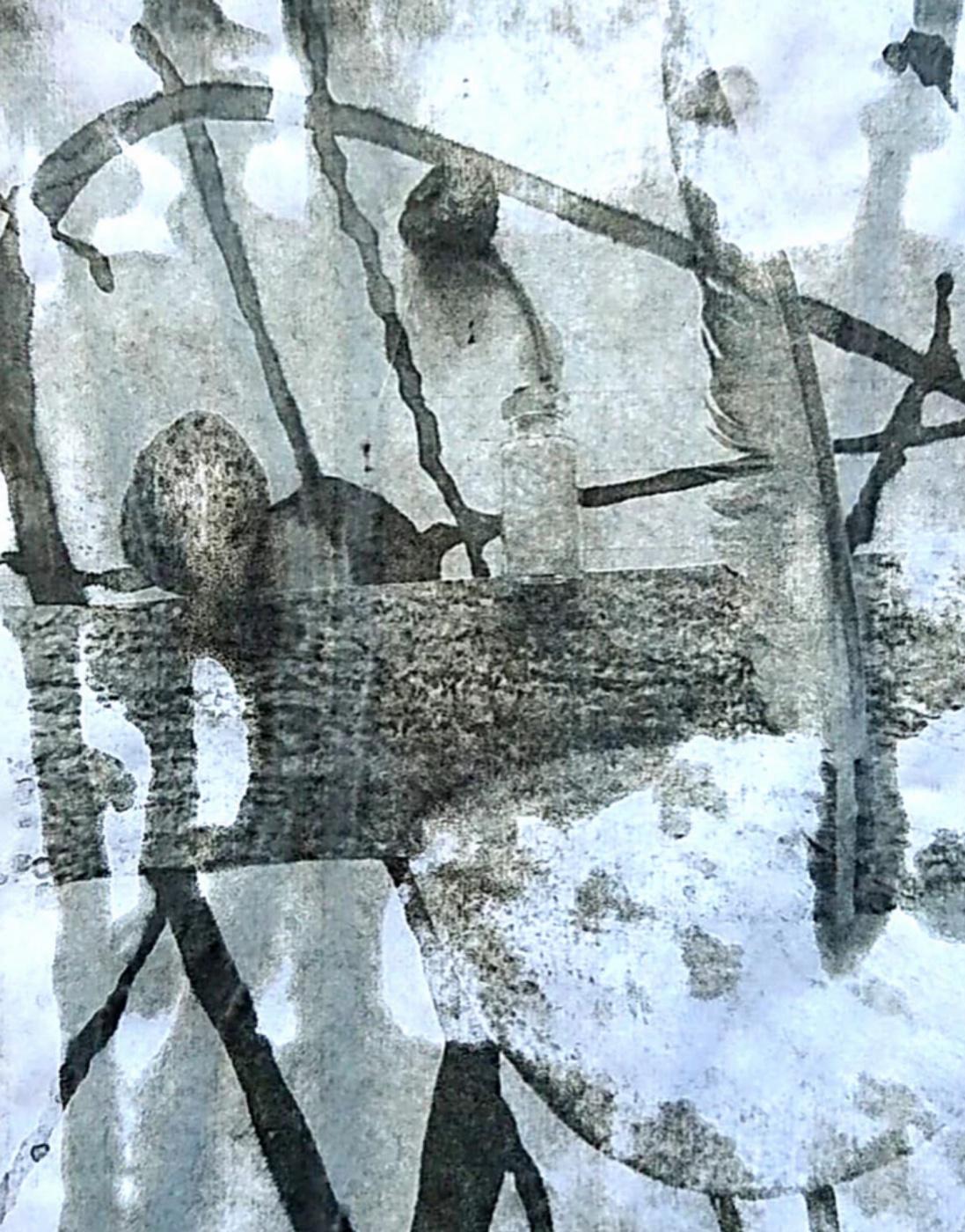 Sona Sahakian. The traces of the past