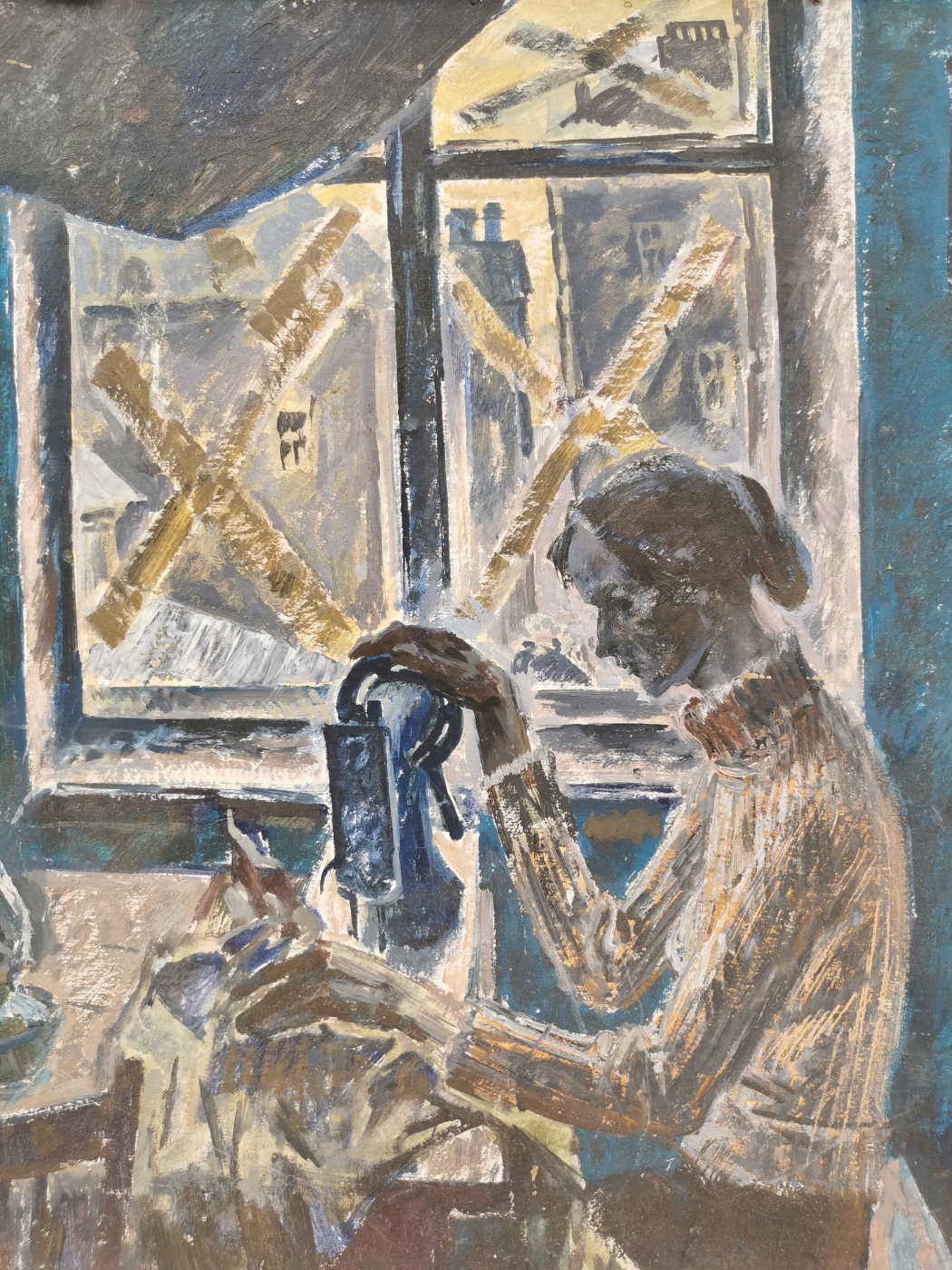 Yuri Alexandrovich Garikov. Difficult years