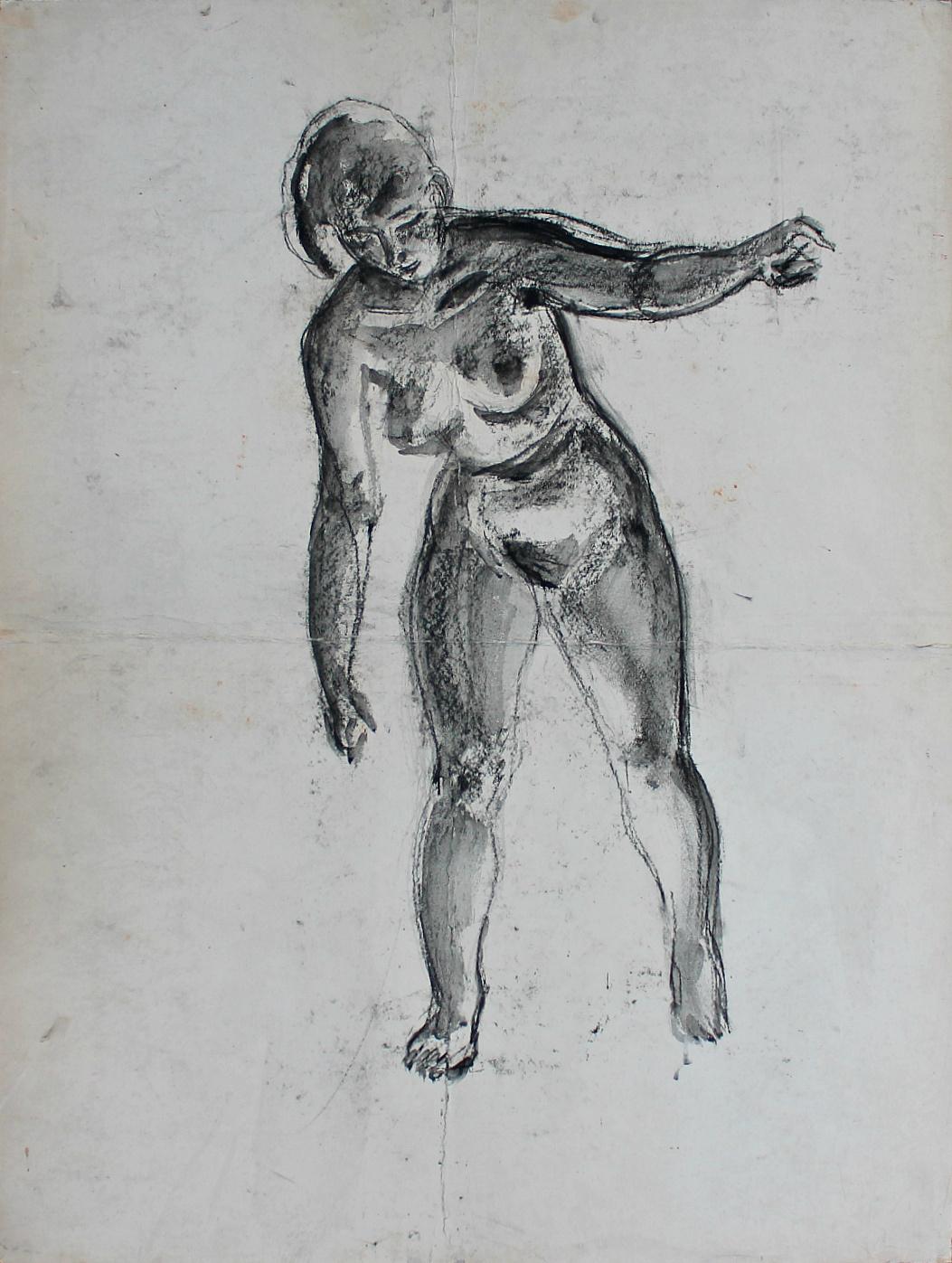 Henry Konstantinovich Bagrov. Nude model