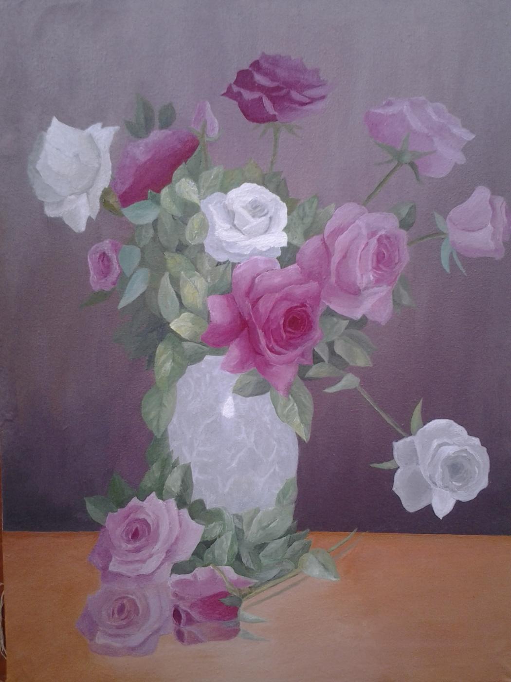 Mihran Mkrtumyan. Roses