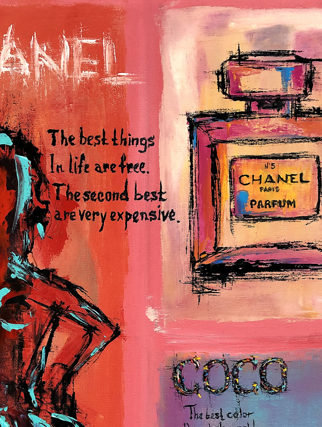 Die for Chanel