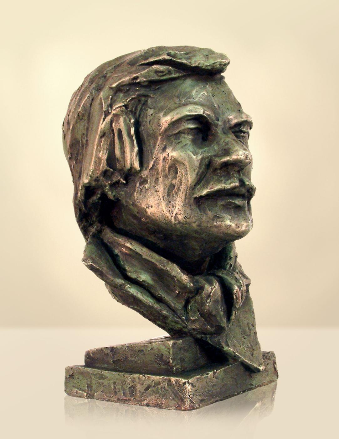 Alexander Cherkov. Portrait Of Andrei Tarkovsky