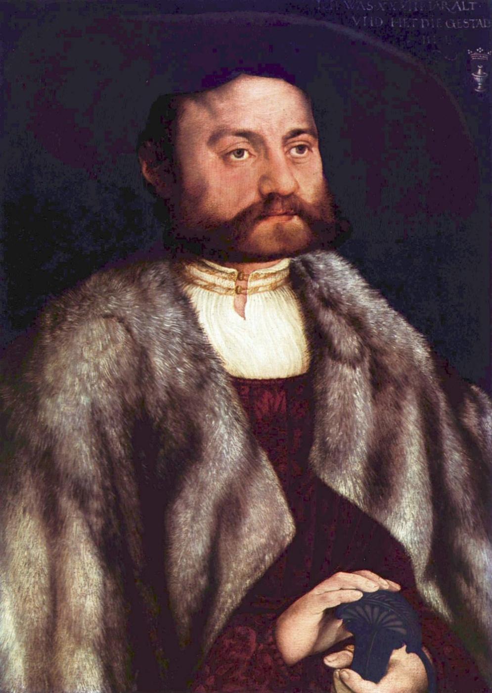 Martin Shaffner. Hans I von Sharpfinger