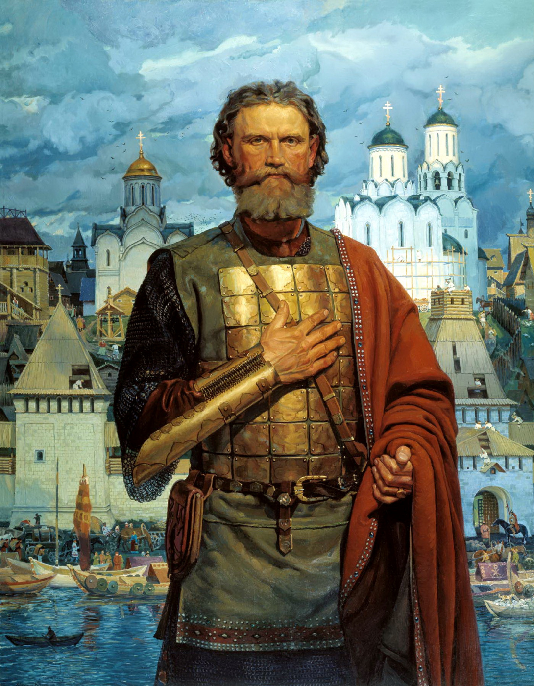 Victor Matorin. The Holy Prince Dmitry Donskoy